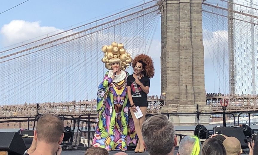 Wigstock with Lady Bunny and Bianca Del Rio