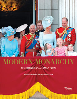 modern monarchy cover