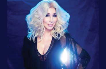 cher with blonde hair