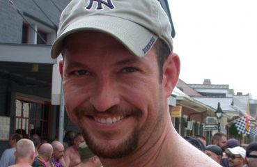 9/11 hero, gay rugby player/businessman Mark Bingham