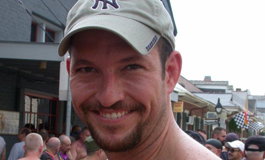 9/11 hero, gay rugby player/businessman Mark Bingham