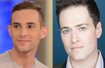 Adam Rippon and Randy Rainbow