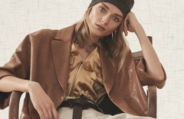 Nomad Chic Ensemble from Brunello Cucinelli