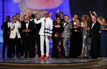 rupaul gets emmy award