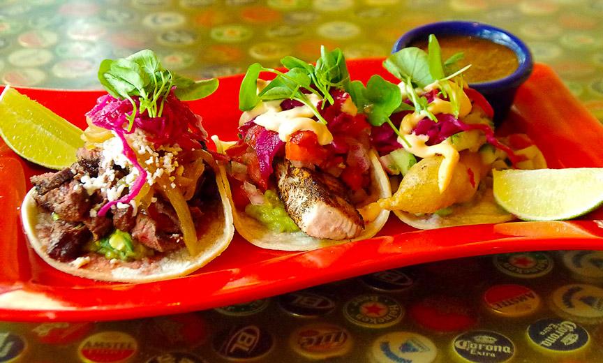 Tacos from El Centro