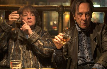 Melissa McCarthy as Lee Israel and Richard E. Grant as Jack Hock