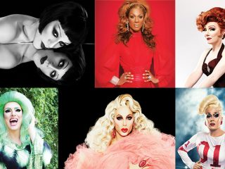 "Vote Now for the ""Legendary NYC Drag Queen We Love"" and You Could Win!"
