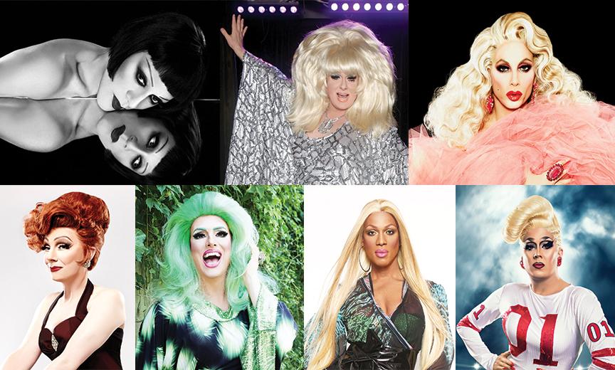 Legendary Drag Queen We Love