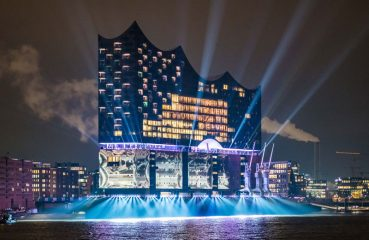 grand opening of the elbphilharmonie in hamburg