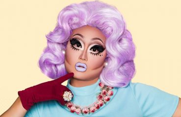 Kim Chi from Season 8 of RuPaul's Drag Race