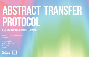 abstract transfer protocol poster