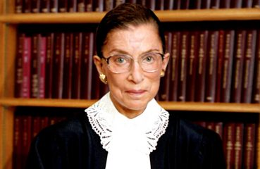Supreme Court Justice Ruth Bader Ginsberg