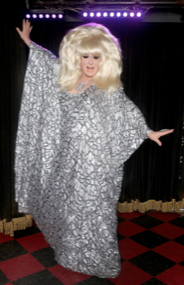Lady Bunny is a 2018 Legendary NYC Drag Queen We Love Nominee