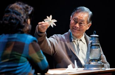 George Takei and Lea Salonga in Allegiance