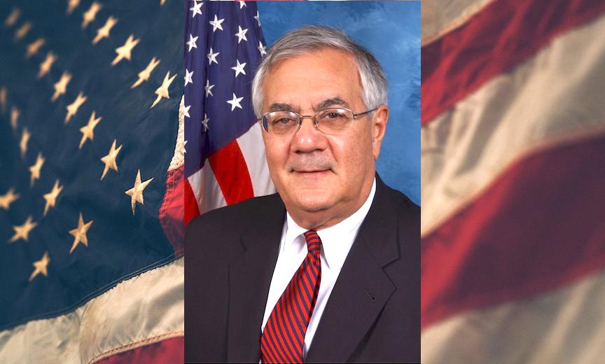 Former U.S. Congressman Barney Frank
