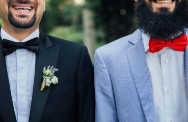 men in bow ties
