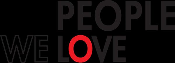 people we love logo