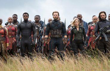 The Cast of Marvel Studios' Avengers: Infinity War