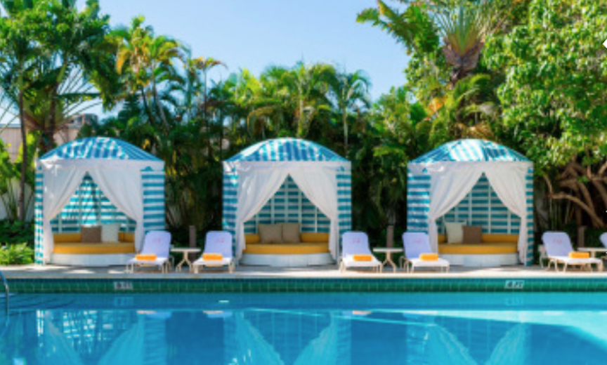 Axel Hotels Miami Beach