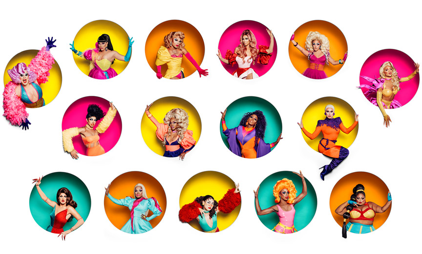 Drag Race Season 11 Cast