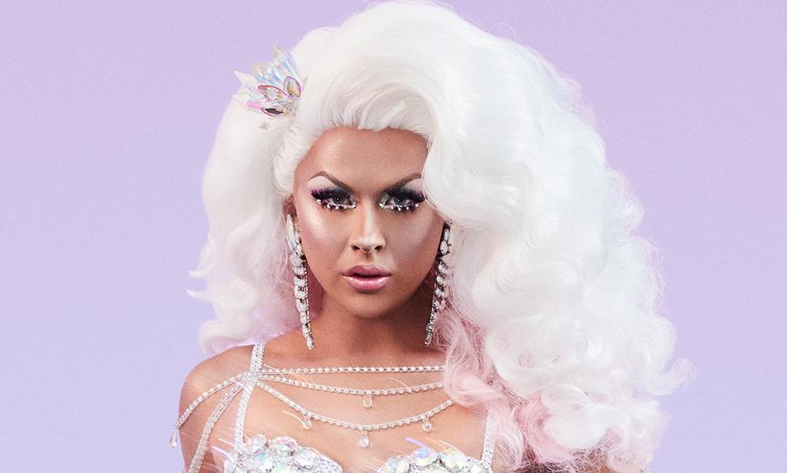 Farrah Moan of RuPaul's Drag Race All Stars
