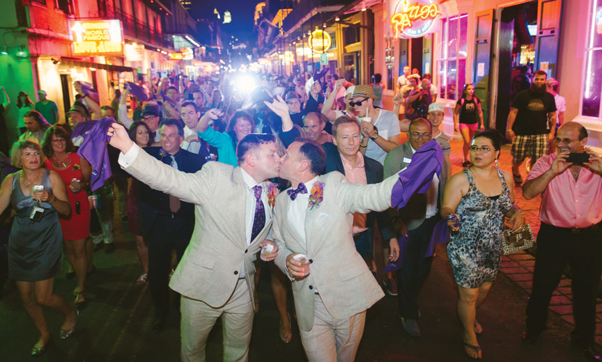 grooms in new orleans