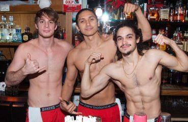 Boxers Bartenders