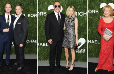 golden hearts awards celebs