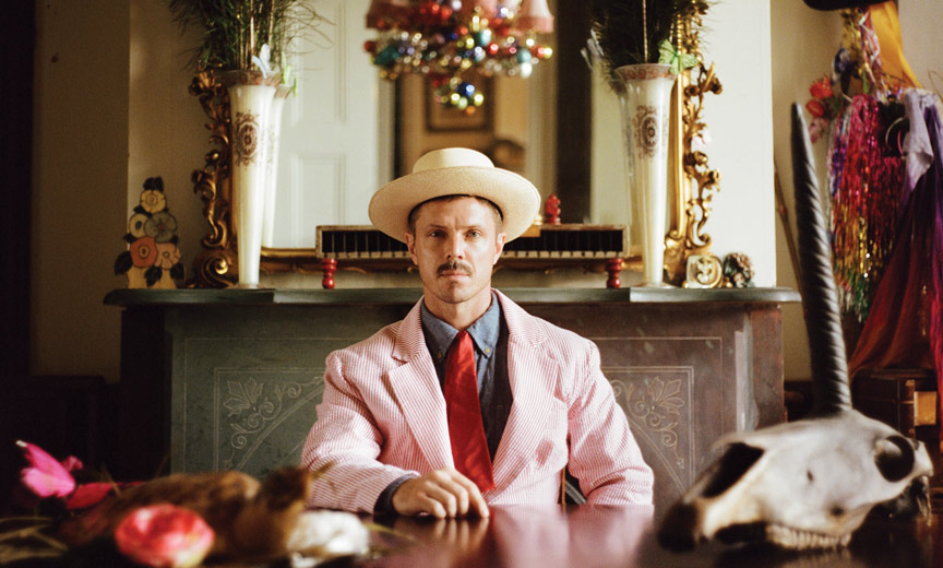 Scissor Sisters' Jake Shears Cuts Loose With Solo Album