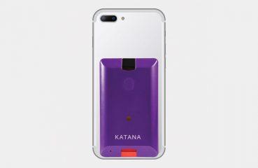 Katana Safety device on phone