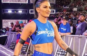 MMA fighter Sonya Deville