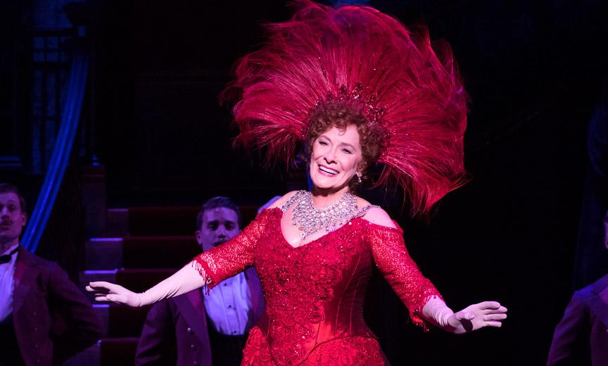 Betty Buckley as Dolly Levi