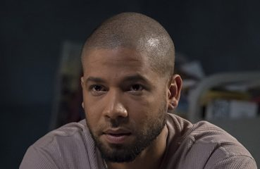 """Empire"" actor Jussie Smollett"