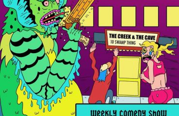 weekly comedy show poster