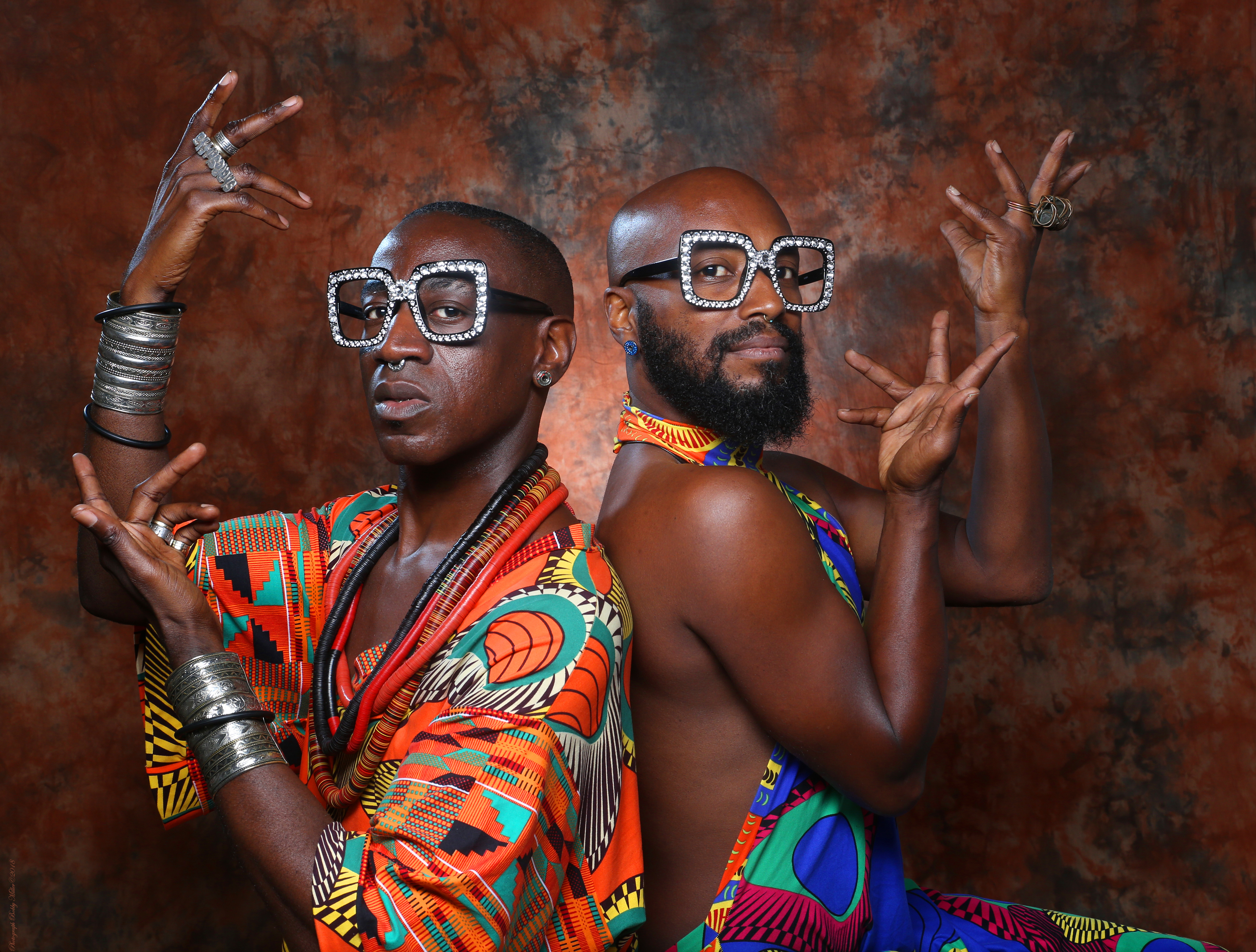 fabulous black men with attitude