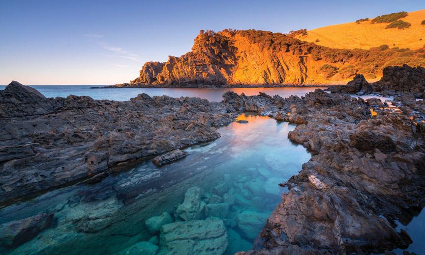 Western River Cove Kangaroo Island
