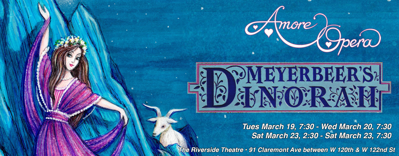amore opera poster