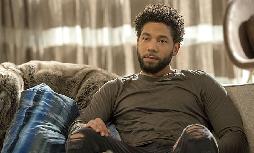 Image result for US actor Jussie Smollett attacked