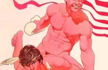 Harry Bush color image