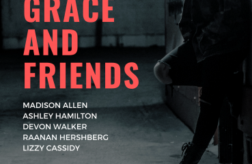 olivia grace and friends poster