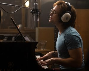 """Rocketman"" Star Taron Egerton Says He's Playing His Hero: Elton John"