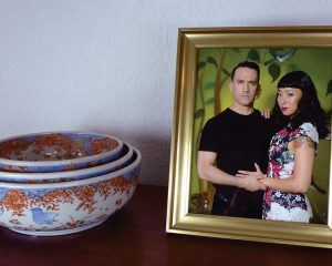 """Girl with Basket of Fruit"" is the Latest Release from Xiu Xiu"