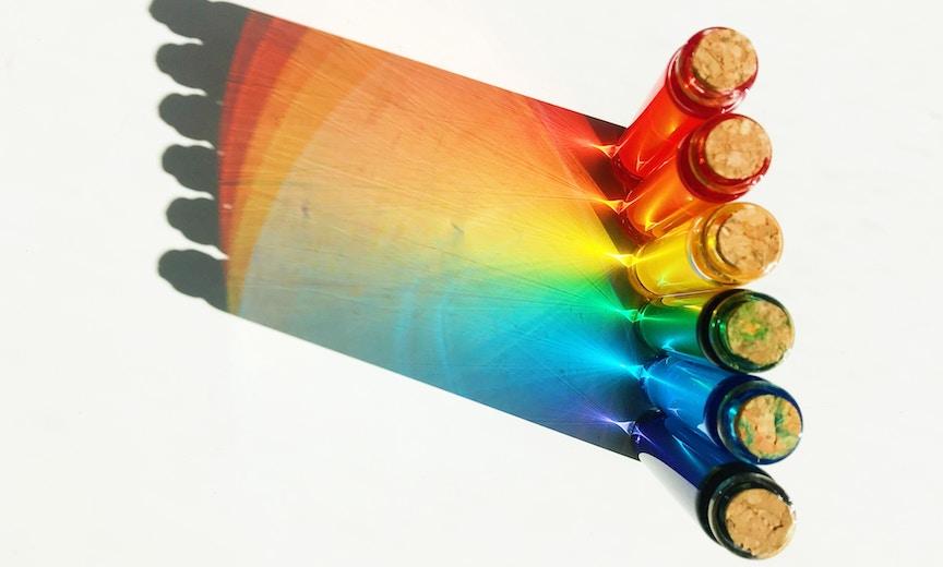 LGBTQ Test Tubes