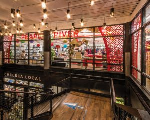 Places to Visit in Chelsea Market: Pearl River