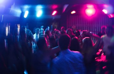 nightclub dancing