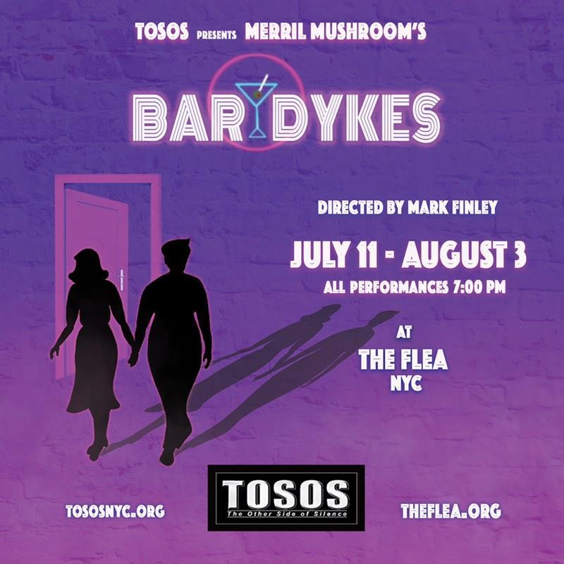 bar dykes poster