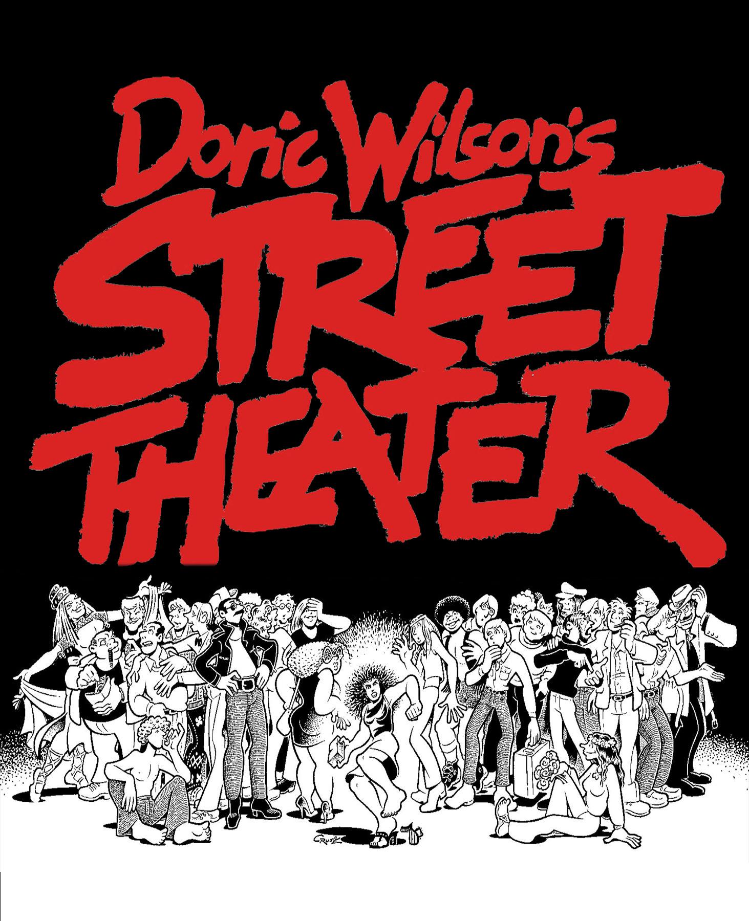 doric wilson's street theater