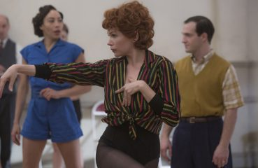 Michelle Williams as Gwen Verdon