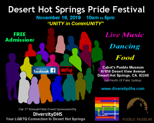 Desert Hot Springs Pride Festival