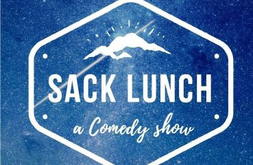sack lunch comedy poster